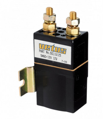 VETUS single relay, 24...