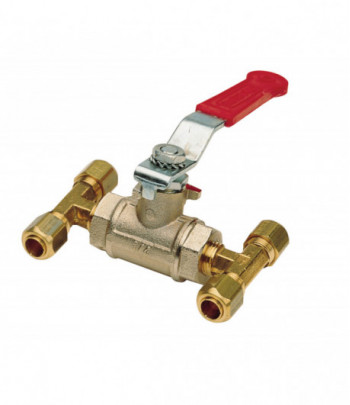 By-pass valve for