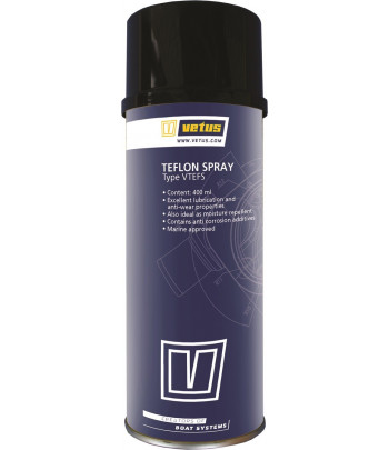 Spray teflonowy