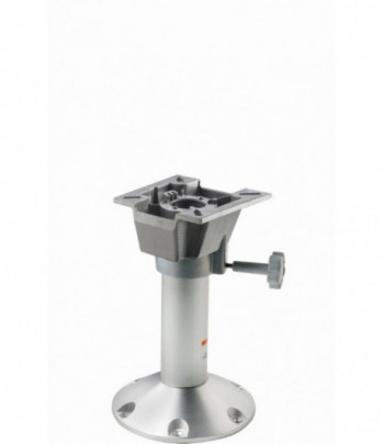 Pedestal with swivel